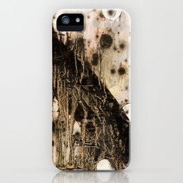 Love Hate Mirror 3/7 iPhone Case
