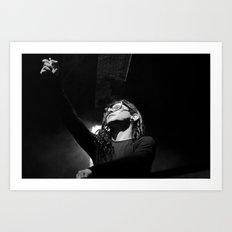 Skrlliex Art Print