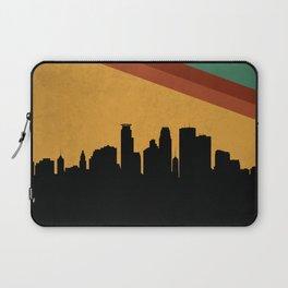 Minneapolis Skyline Laptop Sleeve