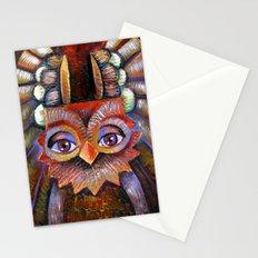 Hoot-Hoot Stationery Cards
