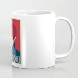 Todoroki Shouto My Hero Academia Coffee Mug