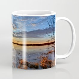 Winds On Big Marsh Coffee Mug
