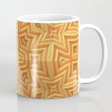 Fall Basket Pattern Coffee Mug