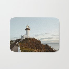Byron Bay Lighthouse Bath Mat