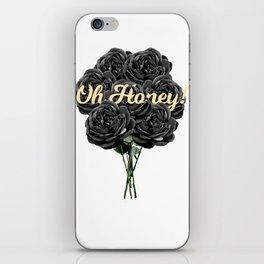 oh honey! iPhone Skin