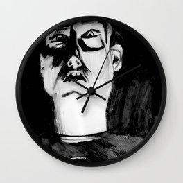 Ian Curtis Wall Clock