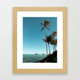 Lani Kai Framed Art Print