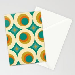 Mid-Century Modern Stationery Cards