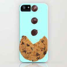 PACKMAN COOKIE iPhone SE Slim Case