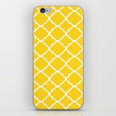 Moroccan Mustard iPhone & iPod Skin