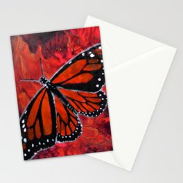 Winged Fire Stationery Cards