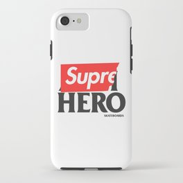 Supreme x Anti-Hero iPhone Case