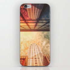 New York City Chrysler Building iPhone & iPod Skin