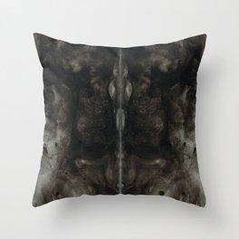Rorschach Stories (19) Throw Pillow
