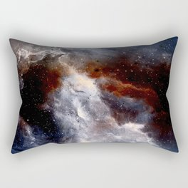 Dust, hydrogen, helium and other ionized gases Rectangular Pillow