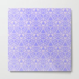 Lavender and Lace Metal Print