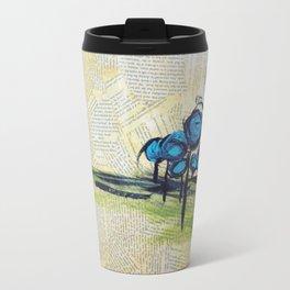 cotton candy trees Travel Mug
