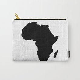 Silhouette Africa Carry-All Pouch