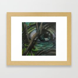 Gaia 3 Framed Art Print