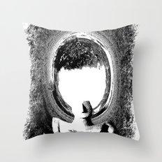 Elliptical Throw Pillow