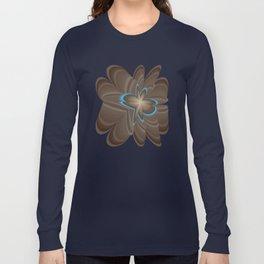 Wood flower 1 Long Sleeve T-shirt
