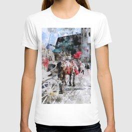 Cracow art 27 #cracow #krakow #city T-shirt