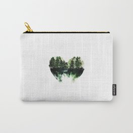 Home: Where the Heart is Carry-All Pouch
