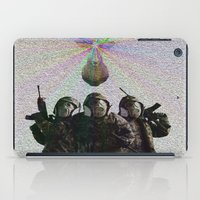soldier iPad Cases featuring Soldier by DDSS