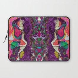 Slipping purple Laptop Sleeve
