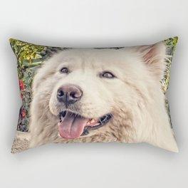 Angel In Disguise Rectangular Pillow