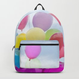make your dreams come true- blue sky version Backpack