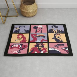 King of Pirates Rug