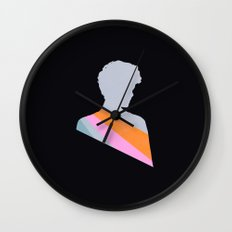 Alone Wall Clock