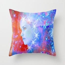Star Breakout Throw Pillow