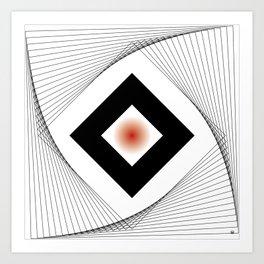 Geometry/ Art Print