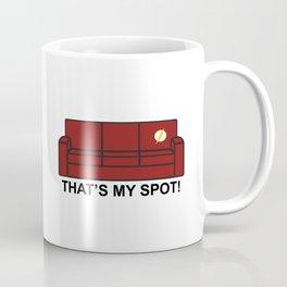 That's My Spot! Coffee Mug