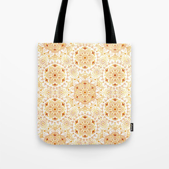 Mandala_Passion Tote Bag