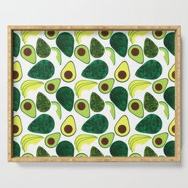 Avocados Serving Tray