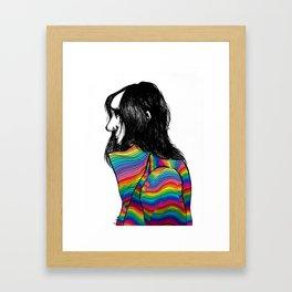 tripper Framed Art Print