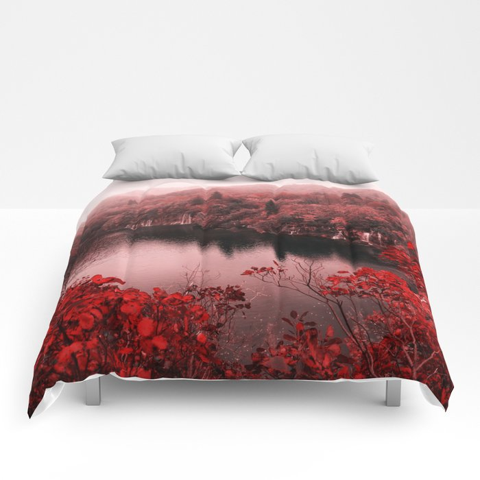 Great Nature,Autumn  Comforters