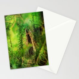 Extraordinary Things ~ Hidden Robin's Nest ~ Ginkelmier Inspired Stationery Cards