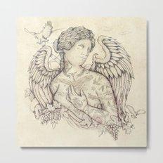 Lost in Heaven Metal Print