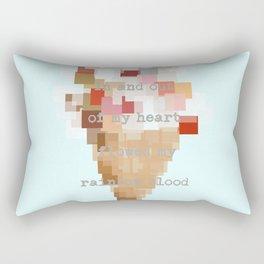 Lolita's Ice Cream Rectangular Pillow