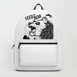 Bears and Mountains Backpack