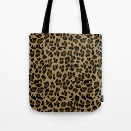 Leopard Print Pattern Tote Bag