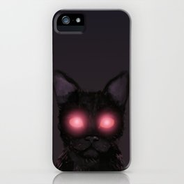 I Watch You iPhone Case