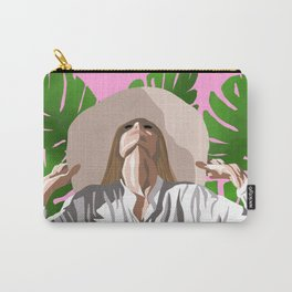 Feeling summer vibes Carry-All Pouch