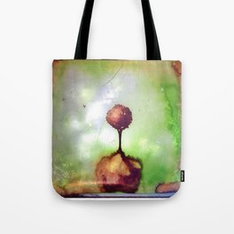 Little lost tree Tote Bag