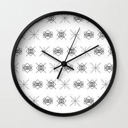 Ritual Two Wall Clock