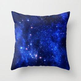 The Sky Full of Stars Throw Pillow
